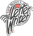 Dave Beson LetterWriter